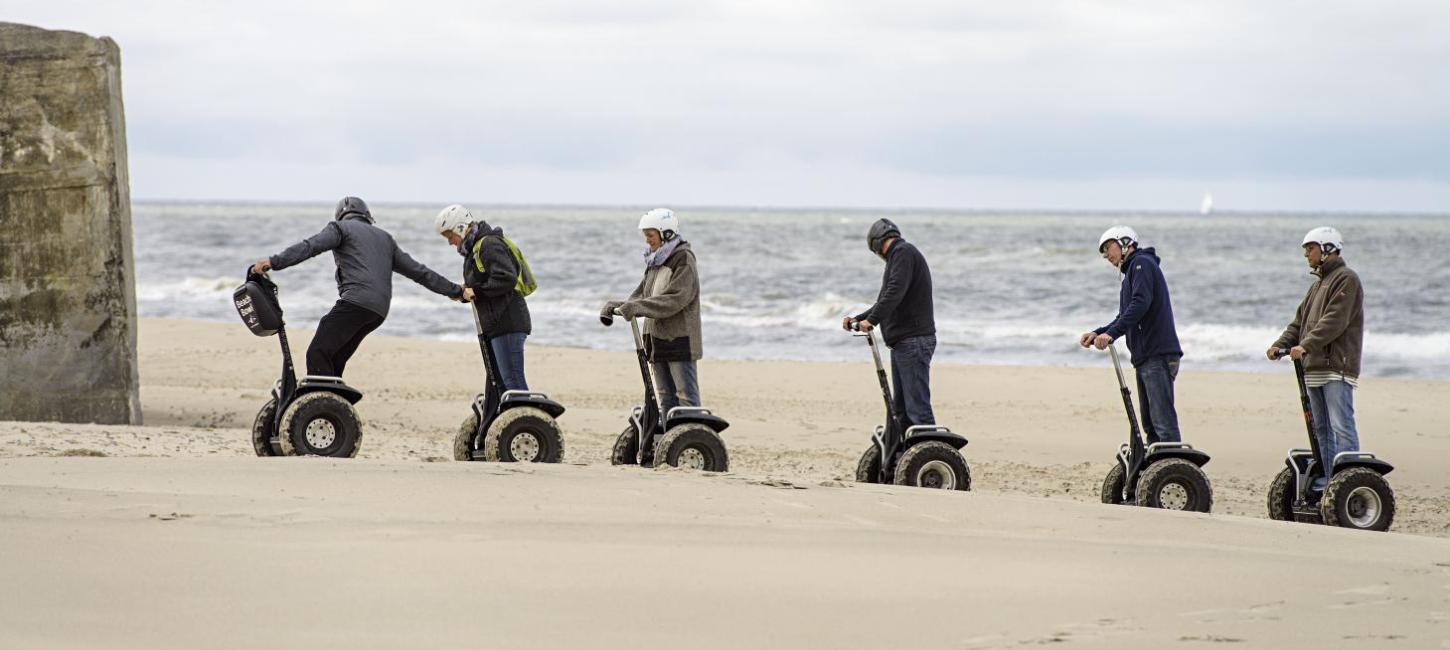 Segway - Beach Bowl